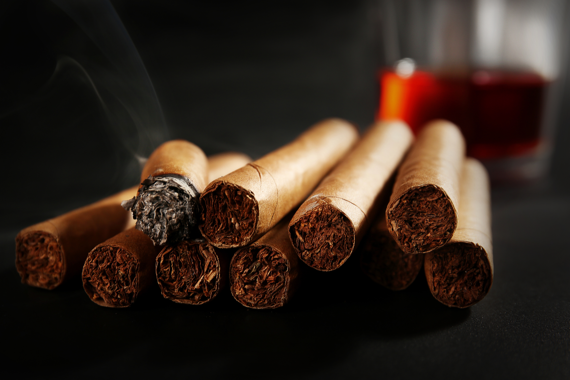 Top 10 : The best cigars available in Montreal