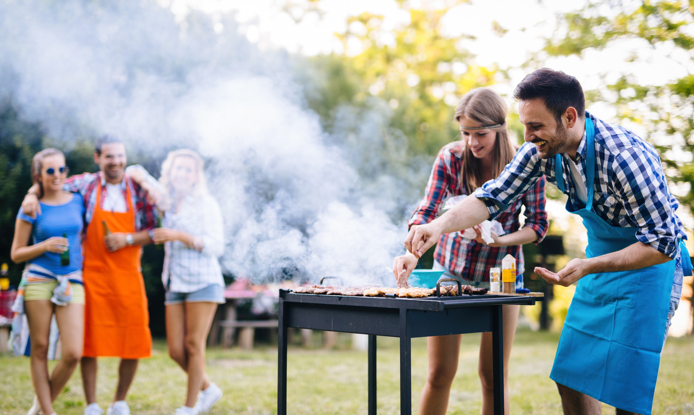 Perfecting your Summer Barbecue