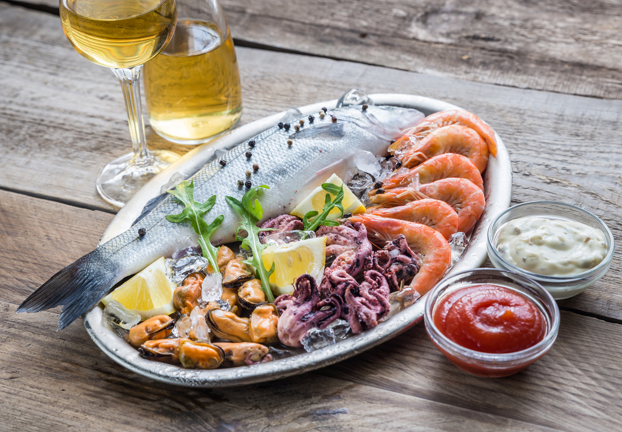 The Best Wine and Seafood Combinations